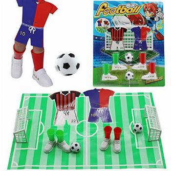 Alasida Finger Football Game Sets with Two Goals Funny