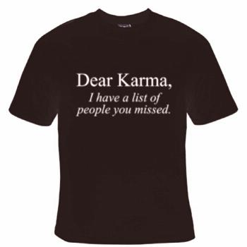 Dear Karma T-Shirt Women's