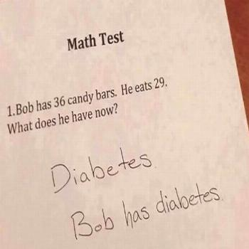 Funniest Kid Test Answers Will Make You Laugh (50 Images)