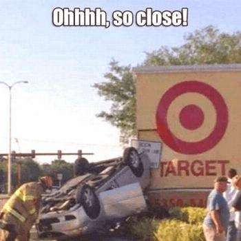 Target, The Classier Walmart (24 Images) - Cheezburger - Funny Memes | Funny Pictures