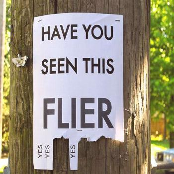 Unusually Funny Lost And Found Signs Spotted In The World