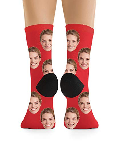Custom Face Socks - Print Your Picture, Photo - Best