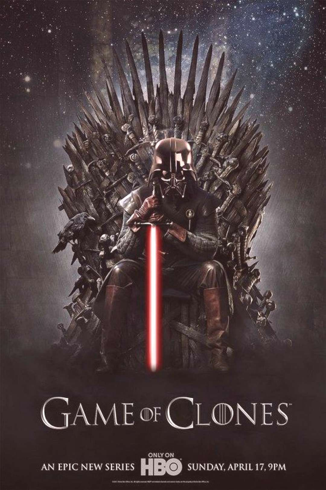 Game Of Clones : Game Of Thrones X Star Wars