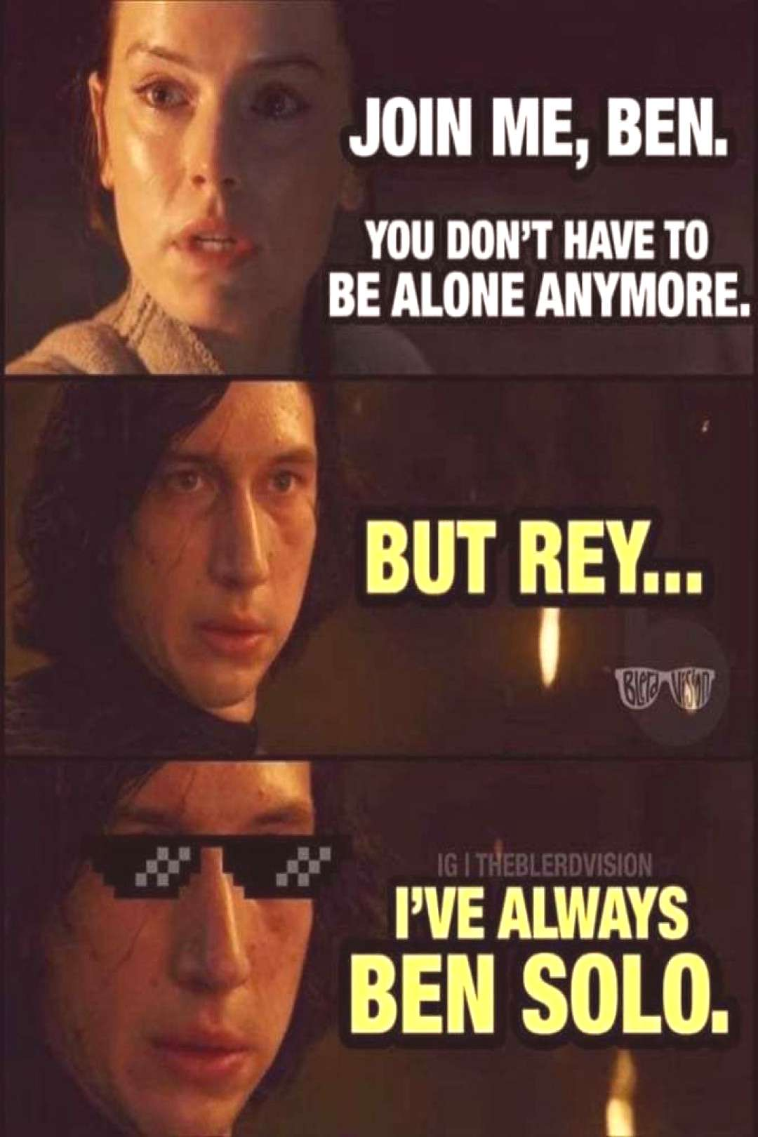 SOLO - Star Wars Meme  Funny Star Wars Memes – Perfect For May the Fourth Day / Star Wars Day