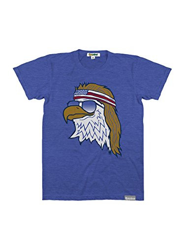 Tipsy Elves Funny Patriotic Graphic Tees for Guys - Mens